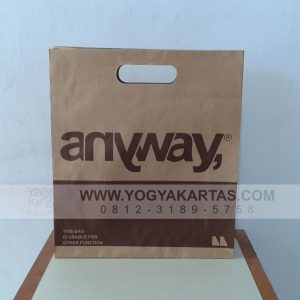 Tas Kertas Clothing Distro