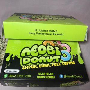 box donat neobi